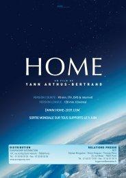 WWW.HOME-2009.COM SORTIE MONDIALE SUR TOUS SUPPORTS LE 5 JUIN