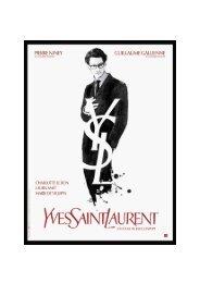 « Yves Saint Laurent » réalisé