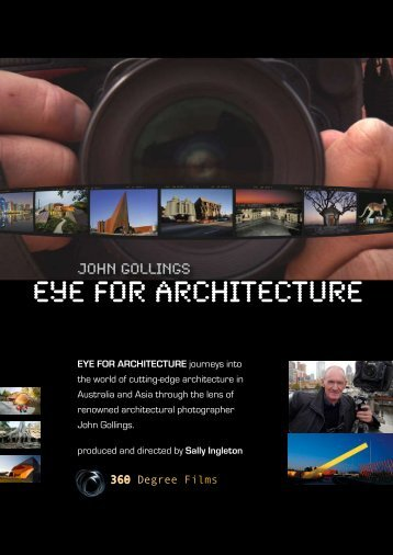 eye for architecture