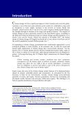 Background Paper HUMAN RIGHTS AND CLIMATE CHANGE - Page 5