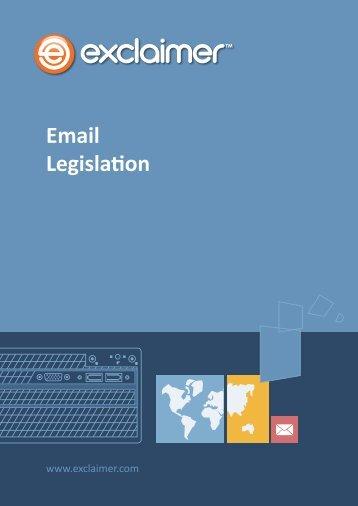 Email Legislation