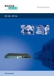 ATS 16H - ATS 16L
