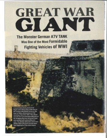 Great War Giant