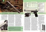 Ruger 22/45 Mk III Hunter