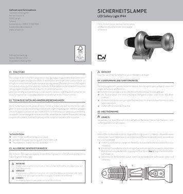 sichErhEitslamPE