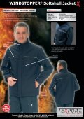 WINDSTOPPER® Softshell Jacke - Pirotext - Page 2