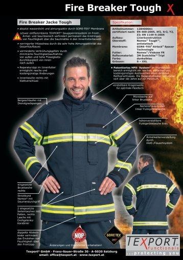 Fire Breaker Tough