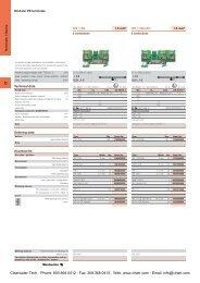 Weidmuller I-Series Modular PE Conductor Terminals