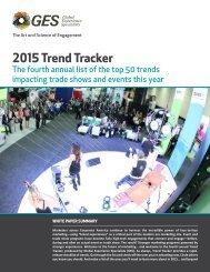 2015 Trend Tracker