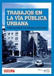 Trabajos en la Vía Pública Urbana