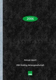 for download as PDF-file - VBH Holding