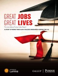 Great Jobs Great Lives