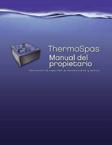 Bienvenido a ThermoSpas