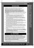 heben sie diese bedienungsanleitung auf - King of Sports - Page 6