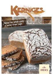 Enjoy whole grain kernel bread