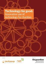 Technology for good