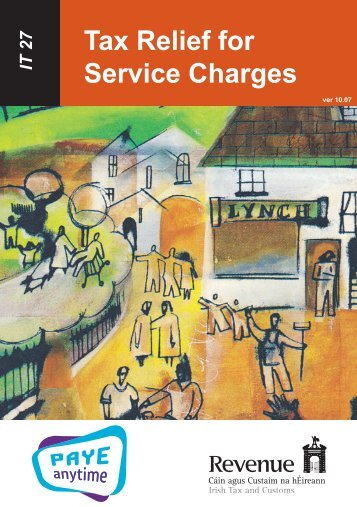 Tax Relief for Service Charges