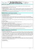 Bio-Optica Milano S.p.a Alcol etilico denaturato 94% - Page 3