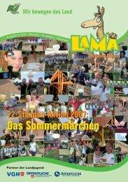 Ausgabe 4 2007 72-Stunden-Aktion 2007 - Niedersächsische ...