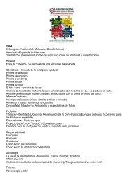+INFO - Asociación Española de Matronas