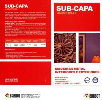 Sub-Capa - Barbot