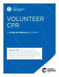 VOLUNTEER CPR