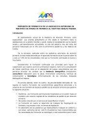 Instituto Adolfo Posada - Asociación Española de Pediatría de ...