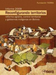 Reconfigurando territorios
