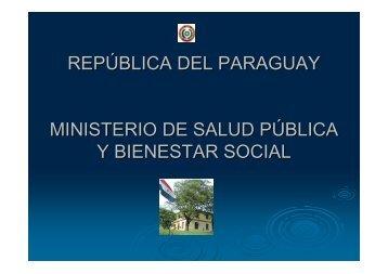 Evaluación de riesgos en registros de plaguicidas. PARAGUAY - ATA