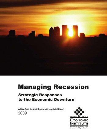 Managing Recession