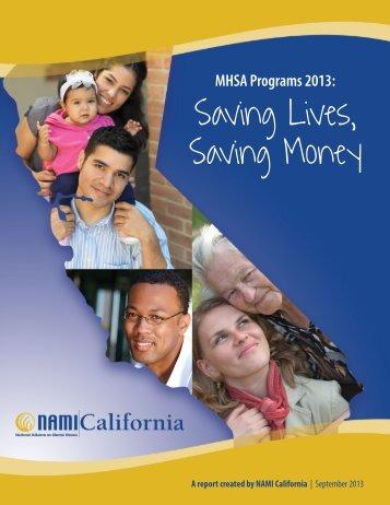 Saving Lives Saving Money