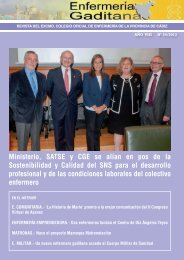 revista - Consejo General de Enfermería de España