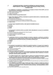 Modelo A - Consejo General de Enfermería de España