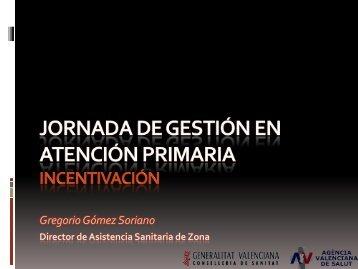 Gregorio Gómez Soriano