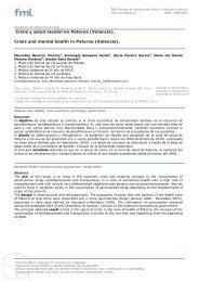 Descargar pdf - Revista fml   Revista de Medicina de Familia y ...