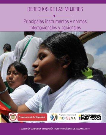 Derechos de las Mujeres - Vicepresidencia de la República de ...