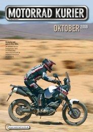 OktOber2008 - Motorrad-Kurier