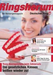 Von uns für Sie - Deutscher Ring