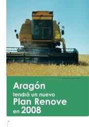 Aragón Plan Renove 2008