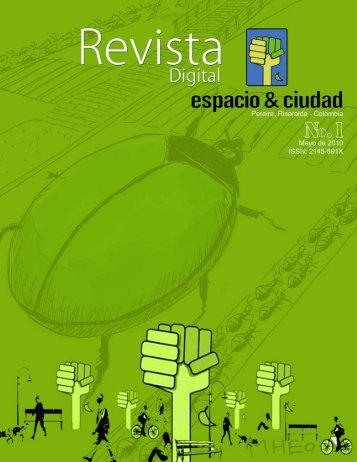 REVISTA ESPACIO Y CIUDAD