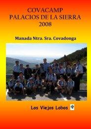 COVACAMP PALACIOS DE LA SIERRA 2008