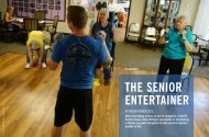 THE SENIOR ENTERTAINER