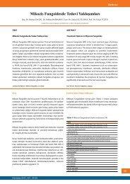 Mikozis Fungoidesde Tedavi Yaklaşımları - Dermatoz.org