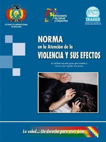 VIOLENCIA Y SUS EFECTOS
