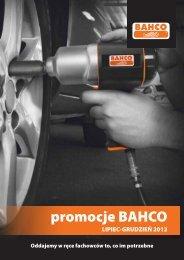 promocje BAHCO