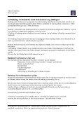 Fælles retningslinier og anbefalilnger for ... - Vorrevangskolen - Page 5