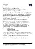 Fælles retningslinier og anbefalilnger for ... - Vorrevangskolen - Page 6