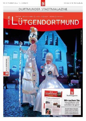 Late-Night-Shopping in Lüdo - Dortmunder & Schwerter ...