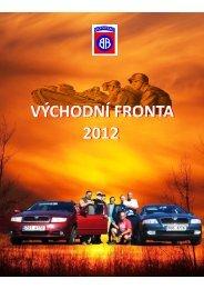východní fronta 2012 východní fronta 2012 - Webnode