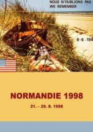 NORMANDIE 1998 21 – 29 8 1998